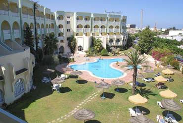Tunesië - Houria Palace