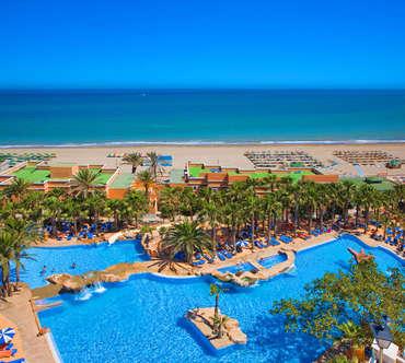 Spanje - Hotel PlayaCapricho