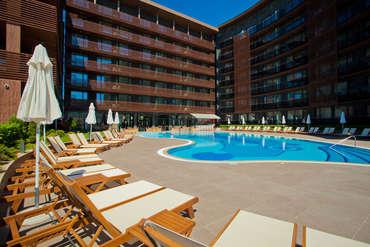 Bulgarije - Galeon Residence Spa