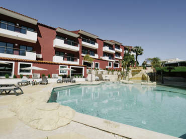 Portugal - Topazio Mar Beach Hotel