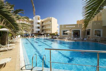 Meer info over Sunny Bay Hotel  bij Wtc zonvakanties