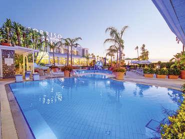 Meer info over Sorriso Thermae & Resort  bij Wtc zonvakanties
