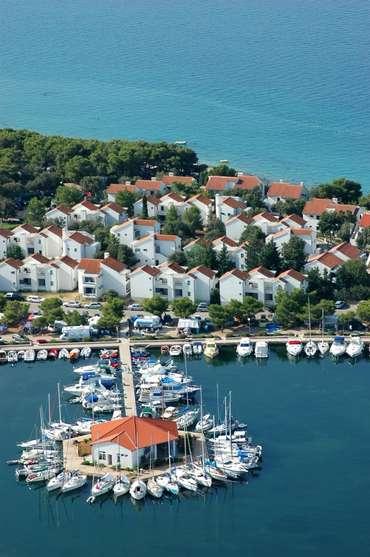 Meer info over Villa's Kornati  bij Wtc zonvakanties