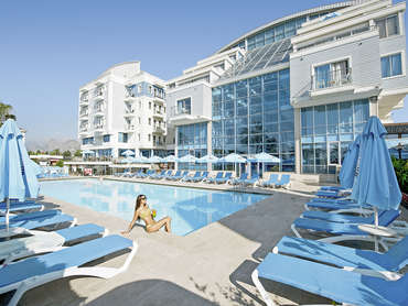 Turkije - Sealife Family Resort