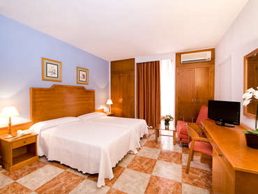 Spanje - Hotel Monarque El Rodeo