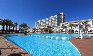 Spanje - Ushuaia Ibiza Beach Hotel