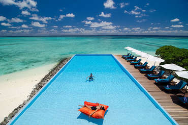 Summer Island Maldives afbeelding