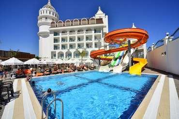 Turkije - Hotel Side Crown Serenity